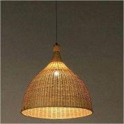 Bamboo Natural Hanging Lamp(#1008) - Getkraft.com