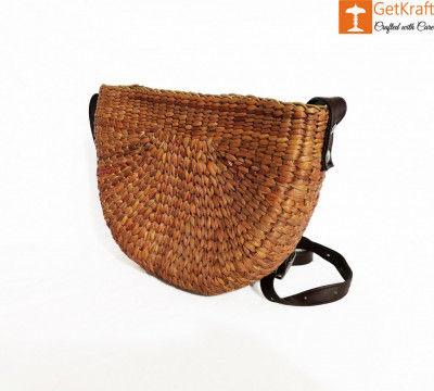 Natural Straw Handbag for Women(#1039)-gallery-0
