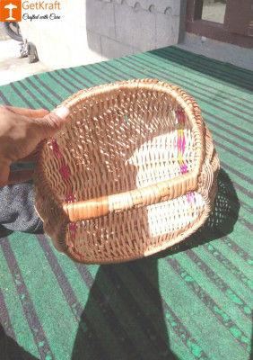 Wicker Melon Basket(#1173)-gallery-0