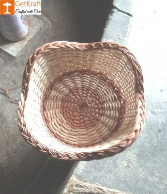 Wicker Storage Willow Basket(#1175)-gallery-0