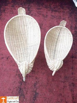 Wicker Willow Paradise Duck Basket(#1199)-gallery-0