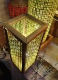 Square Net Table Lamp(#121)-thumb-2