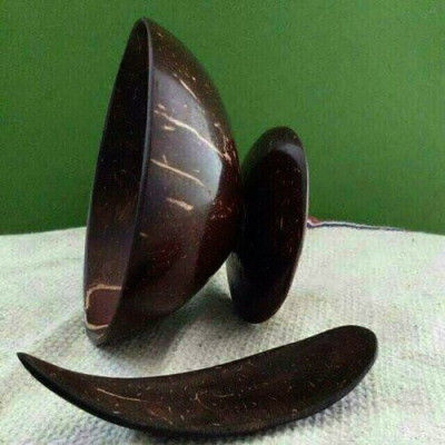Coconut Shell Soup Bowl(#1241)-gallery-0