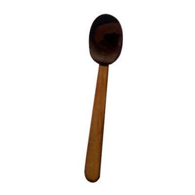Coconut Shell Dessert Spoon(#1254)-gallery-0