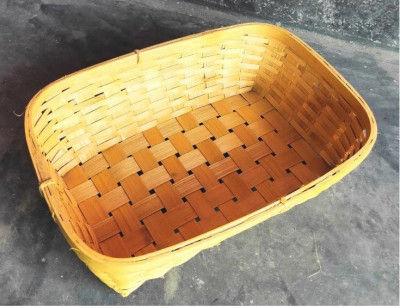 Bamboo Tray Natural(#1257)-gallery-0