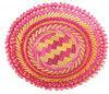 Bamboo Basket Round(#1267) - Getkraft.com