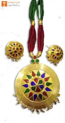 Assamese Traditional Jewellery for Women(#1275)-gallery-0