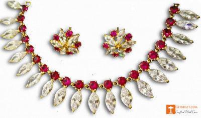 Assamese Traditional Jewellery for Women(#1282)-gallery-0
