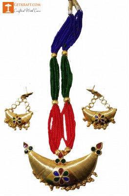 Assamese Traditional Jewellery for Women(#1283)-gallery-0