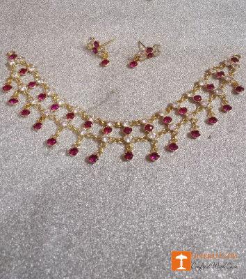 Assamese Traditional Jewellery for Women(#1286)-gallery-0