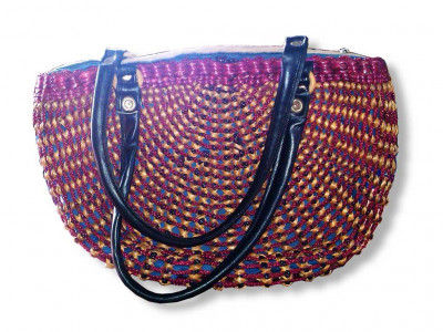 Multicolored Designer Handbag for Women(#131)-gallery-0
