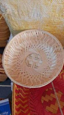 9 natural bamboo basket(#1373)-gallery-0