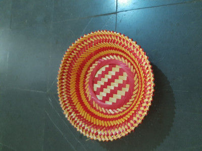 12 inch bamboo basket moulding(#1378)-gallery-0