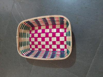 Small bamboo tray(#1379)-gallery-0