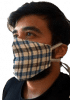 Double Layered VV Handloom Designer Masks by Khamir p3(#1414)-thumb-2