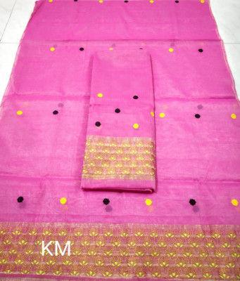 Assamese AC Cotton Mekhela Chador P41(#1472)-gallery-0