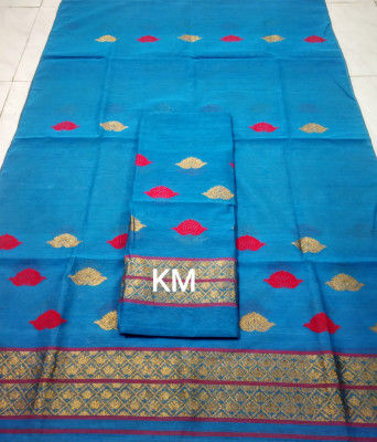 Assamese AC Cotton Mekhela Chador P60(#1489)-gallery-0
