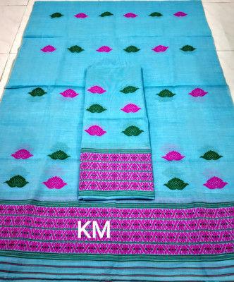 Assamese AC Cotton Mekhela Chador P67(#1496)-gallery-0