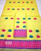 Assamese AC Cotton Mekhela Chador P70(#1499) - Getkraft.com