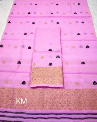 Assamese AC Cotton Mekhela Chador P78(#1506)-gallery-0