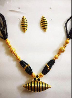 Assamese Traditional Silikha Moni Jewellery for Women(#1517)-gallery-0