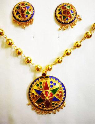Assamese Traditional Japi Jewellery for Women(#1526)-gallery-0