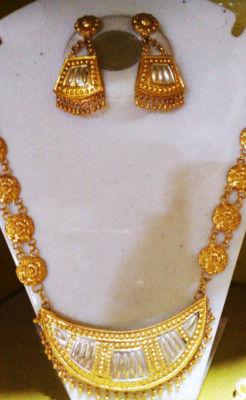 Silver Jonbiri Jewellery for Women(#1577)-gallery-0