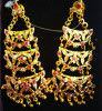 Assamese Traditional Kerumoni Earrings for Women(#1593) - Getkraft.com