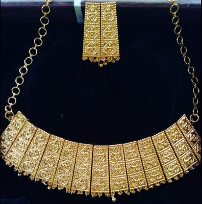 Dhansera Necklace set for Women(#1598)-gallery-0