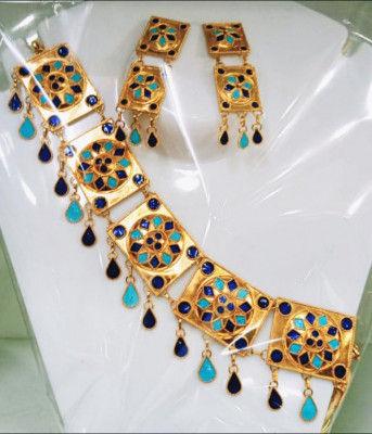 Designer Golpata Jewellery for Women(#1602)-gallery-0