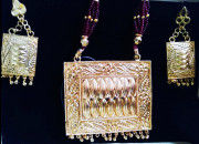 Silver Traditional Mass Jewellery for Women(#1607) - Getkraft.com
