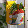 Decorated Hanging Planters(#1658)-thumb-1