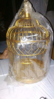 Large Sized Decorative Hanging Bird cage for Home Decor(#1690)-gallery-0