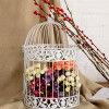 Birdcage Candle Holder Wedding Home Decor Tealight Decor(#1737) - Getkraft.com