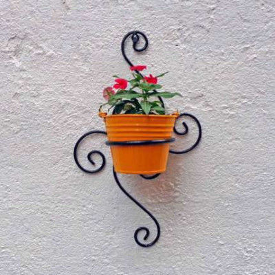 Beautiful Wall Hanging Planter Stand Single(#1752)-gallery-0