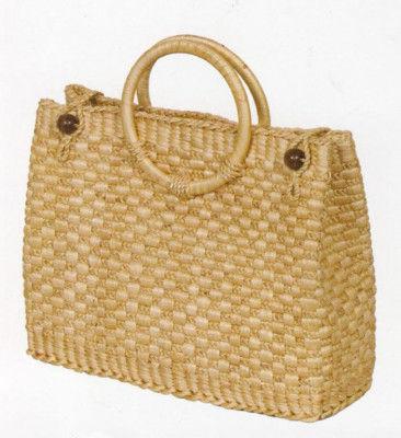 Eco-friendly Natural Straw MultipurposeBag(#177)-gallery-0