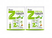 Zindagi Stevia Tablets - Stevia Sugar-Free Tablets - Zero Calorie Stevia Sweetener (200 Tablets)(#1791) - Getkraft.com