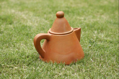 Conical Tea Kettle(#1817)-gallery-0