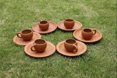 Tea Cup Set(#1852)-gallery-0