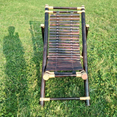 Bamboo Relaxing Chair(#1861)-gallery-0