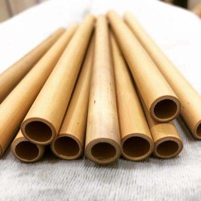 Natural Bamboo Straw Food Grade(#1864)-gallery-0
