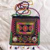 Avnii Organics Rajasthani Gujrati Jaipuri Embroidery Mirror work slings bags for women girls(#1929)-thumb-2
