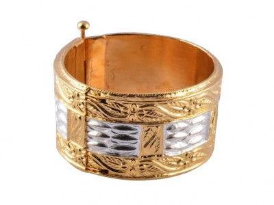 Traditional Assamese Bangle Bracelet Golden Muthikharu(#196)-gallery-0