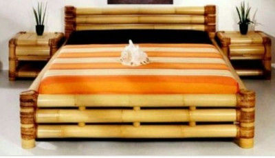 Bamboo Bed Set(#1965)-gallery-0