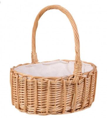 Wicker Basket for Easter Festival(#2050)-gallery-0