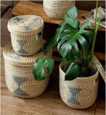 Sabai GrassSea grass planter(#2074)-gallery-0