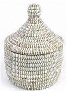 Sabai Grass Storage Basket Small(#2075) - Getkraft.com