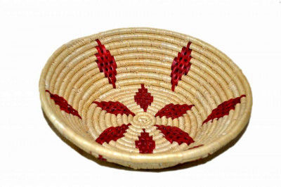 Moonj grass containerbasket tray(#2079)-gallery-0