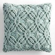 Macrame Cushion Cover Style 3 ( Pack of 5)(#2082) - Getkraft.com