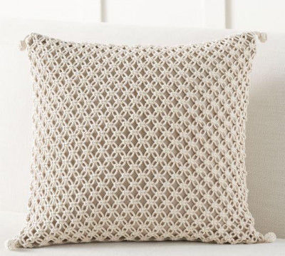 Macrame cushion cover Style 6( Pack of 5)(#2085)-gallery-0